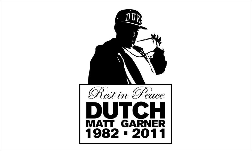 Rest In Peace, Matt Dutch Garner; killed in Montreal