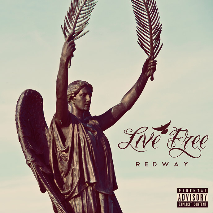 Artwork for Redway's Live Free EP