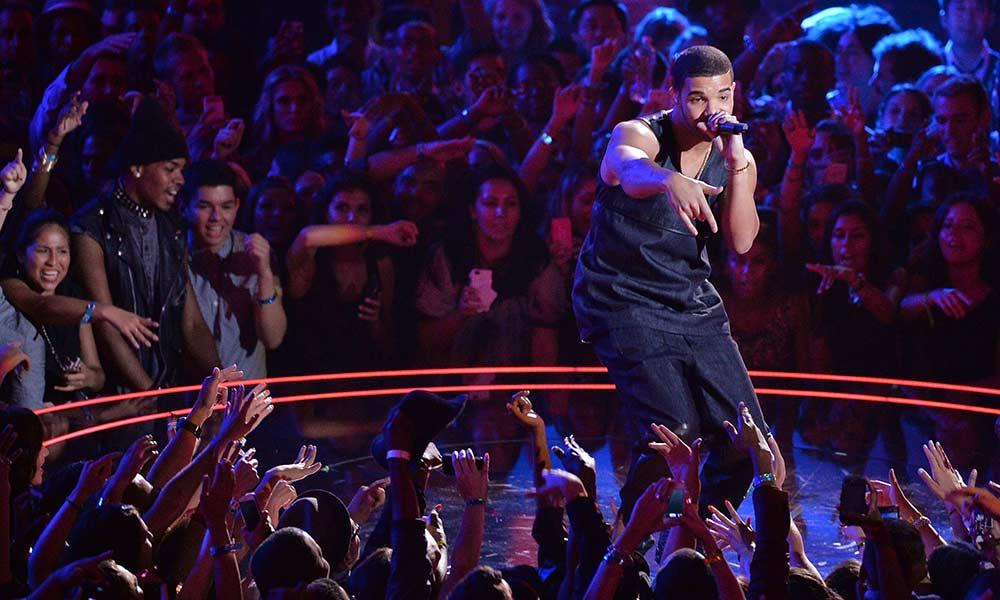Drake releases the star-studded Forever video
