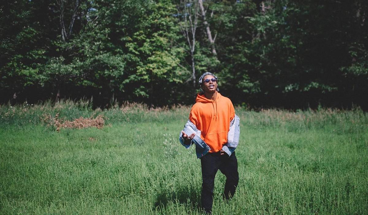 Night Lovell talks Dark Light hitting a million views, Young Thug, Jazz Cartier & more