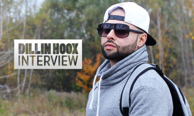 HipHopCanada Spotlight feature for Oct. 2016: Dillin Hoox