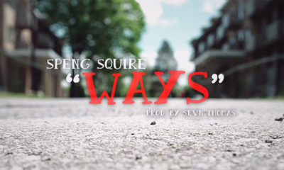 Speng Squire with the 'Ways' video
