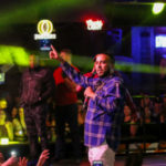 French Montana at Edmonton's Starboy Tour Afterparty