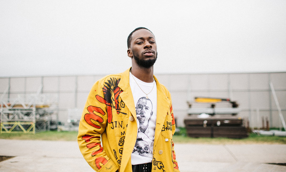 GoldLink in Vancouver! Sold-out show at Commodore Ballroom