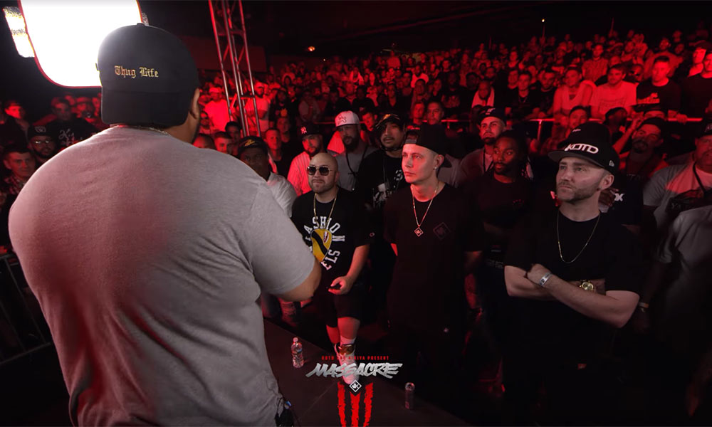 The Saurus vs Charlie Clips: #MASS3 Special Feature