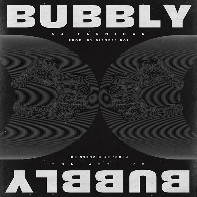 Artwork for 'Bubbly' by CJ Flemings