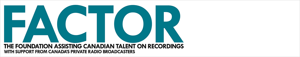 Grants and Funding - FACTOR (the Foundation Assisting Canadian Talent on Recordings)