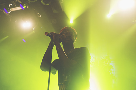GoldLink in Vancouver - Sold-out show at Commodore