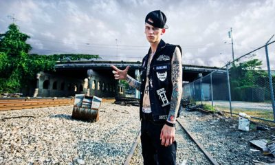Machine Gun Kelly (aka MGK) sits down with HipHopCanada in Vancouver