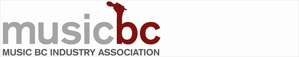 Canadian Music Associations - Music BC Industry Association