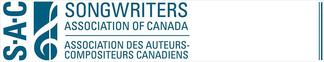 Canadian Music Associations - S.A.C. (Songwriters Association of Canada)