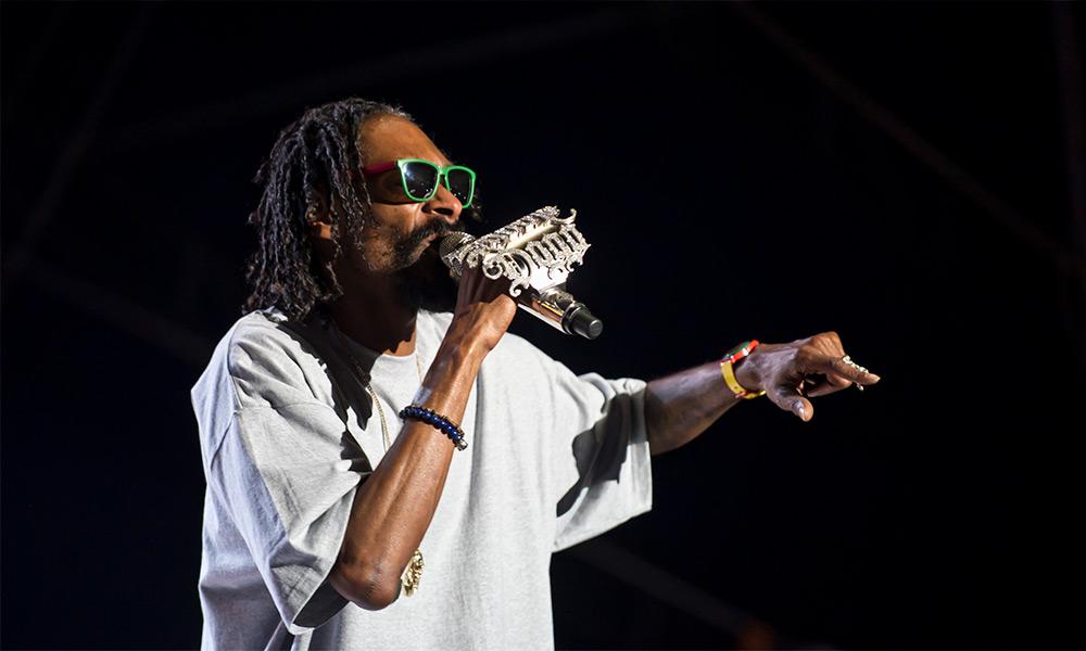 Snoop Dogg at Bluesfest 2012