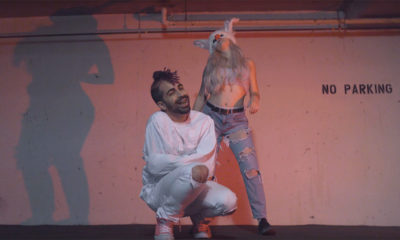 Calgary's Eazy Mac is in a state of Nirvana in trippy self-edited video