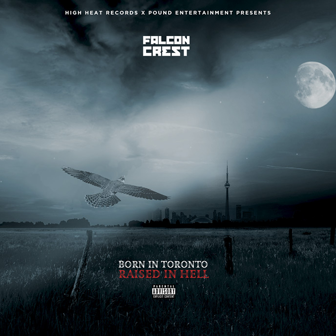 FalconCrest: Introducing the new project Born in Toronto Raised in Hell
