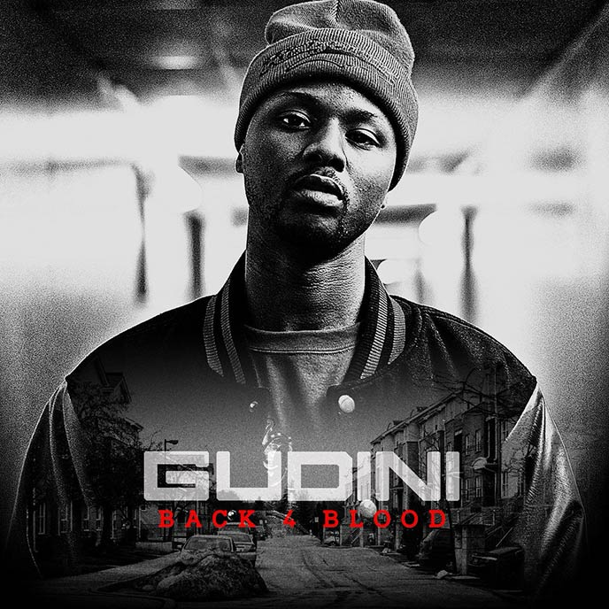 Back 4 Blood: Ridgeway's own Gudini returns with a new EP you won't want to miss