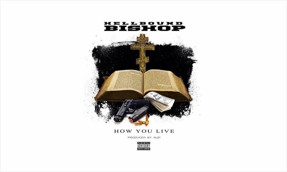 Hellbound Bishop previews new EP with How You Live single