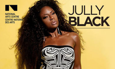 See Jully Black live inside Ottawa's NAC on Feb. 28