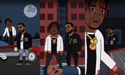 NAV enlists Rough Sketchz for animated Wanted You video