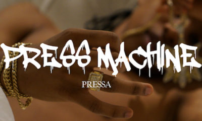 Pressa releases the Press Machine mixtape
