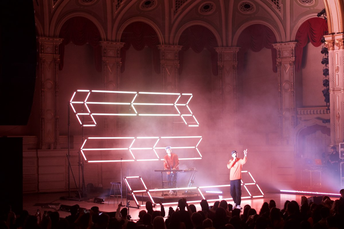 Majid Jordan reaches Vancouver for The Space Between World Tour