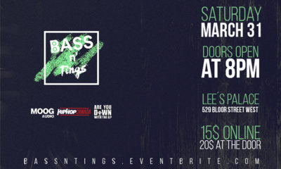 Bass N' Tings III announced for March 31; lineup coming soon