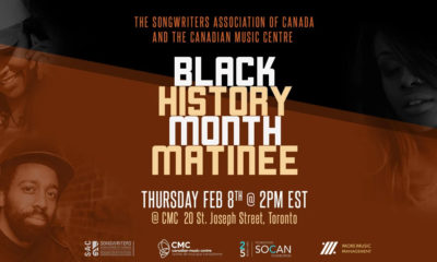 2018 Black History Month Matinee