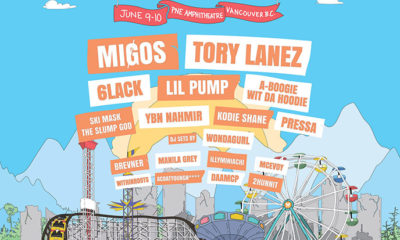 Migos, Tory Lanez, Pressa, Brevner & more to play Breakout Festival in June