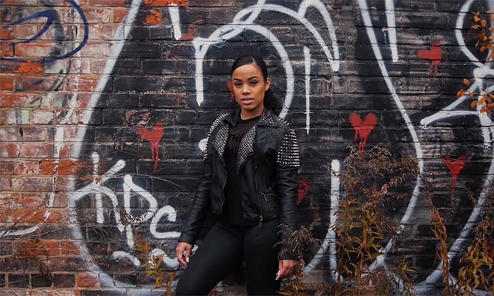 Toronto artist Kandy K puts it All on the Line
