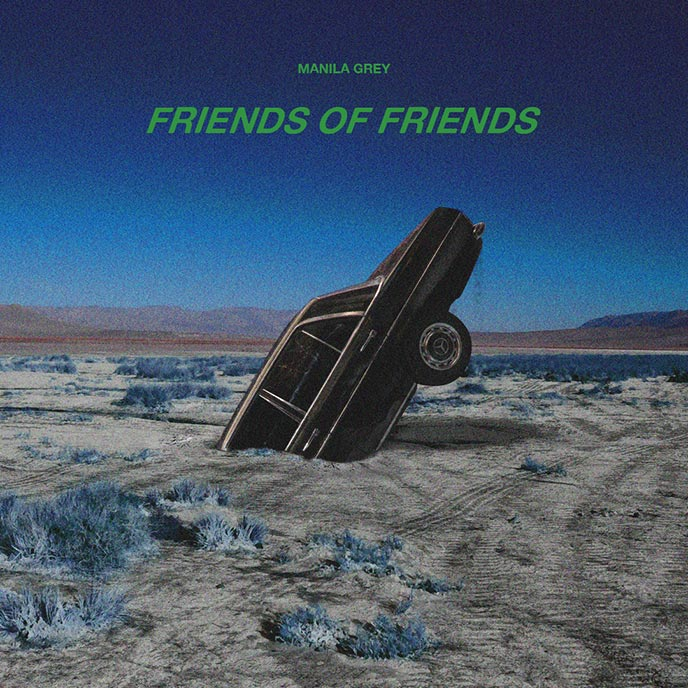 Vancouver is small, and MANILA GREY talk about it on Friends of Friends