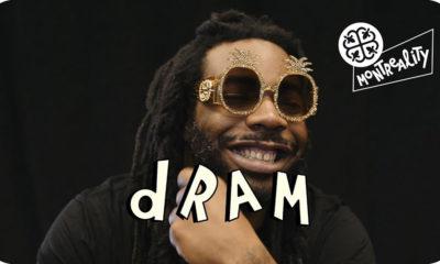 Montreality: DRAM recalls touring with Kendrick Lamar & YG