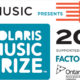 Key dates announced for Polaris Music Prize 2018