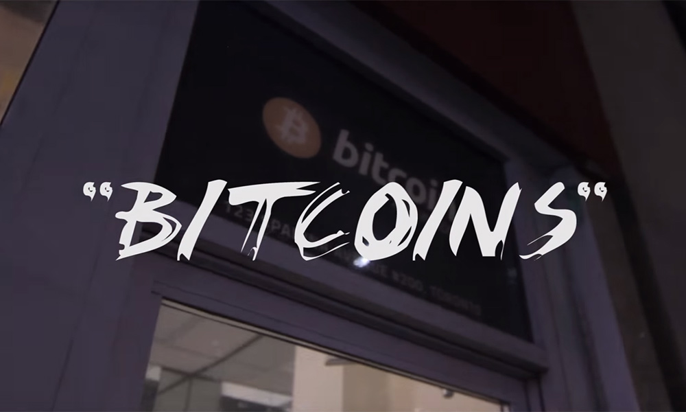 PriceDaBoss releases the Bitcoins video featuring K Money