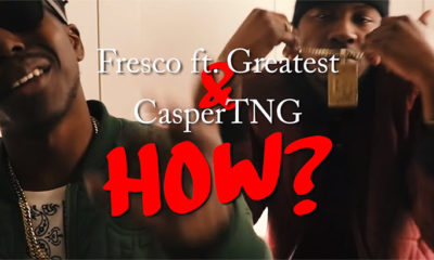 HOW? Ritchie Boyz & Casper TNG team up for new video