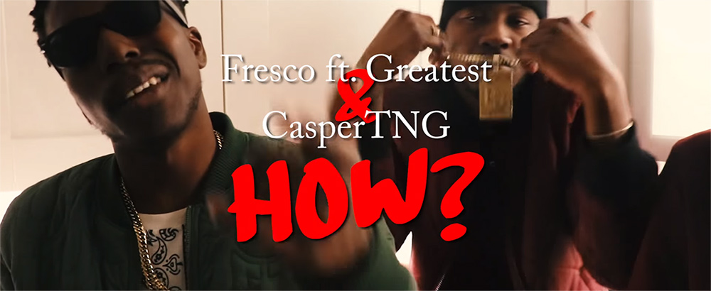 HOW? Ritchie Boyz & Casper TNG team up for new video