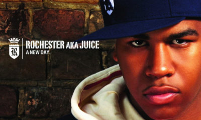 Rochester releases his highly anticipated debut, A New Day