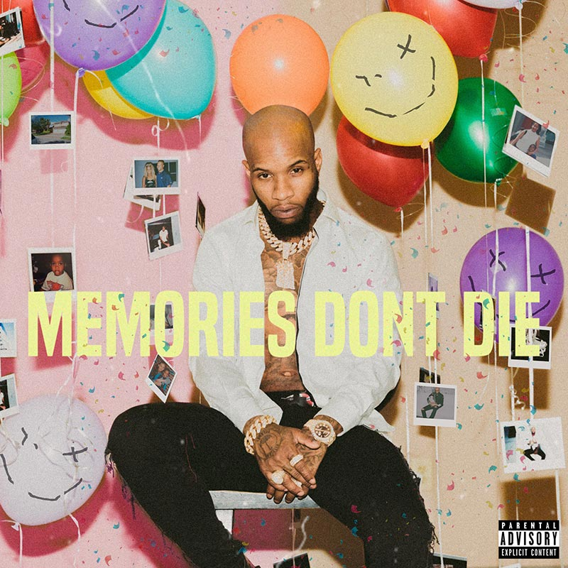 Tory Lanez reviews & sales projections for Memories Don't Die