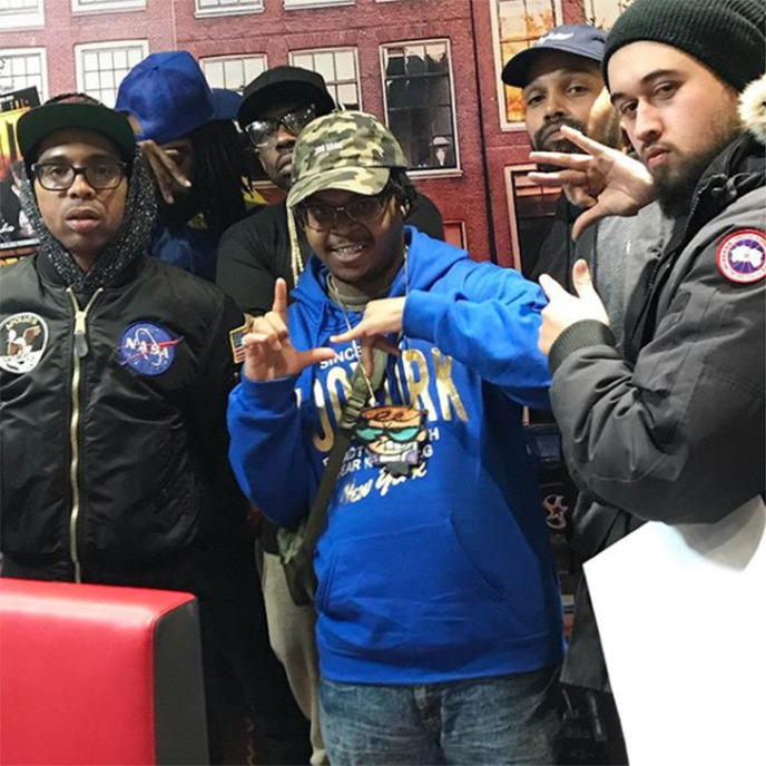 We Love Hip Hop Ep. 53: Greezy Deckz & Maurice