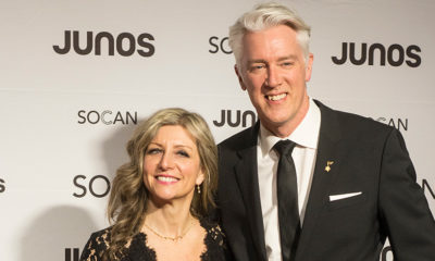 Allan Reid says CARAS is very focused on equal representation at JUNOs Gala