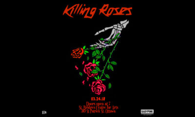 Killing Roses event to feature 15+ artists (music & visual)