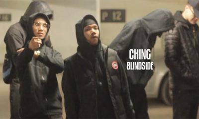 Ching enlits Rosay4k for the Blindside video
