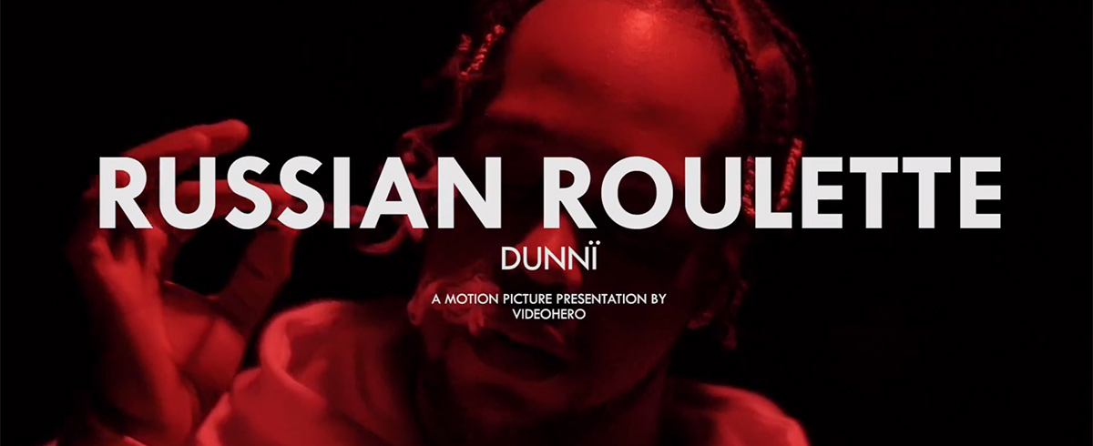 Montreal artist Dunnï tackles anxiety in new Russian Roulette video