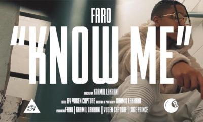 Sauga artist Faro releases the Know Me video