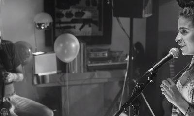 Toronto artist Jessie Reyez and the epic House of Strombo performance