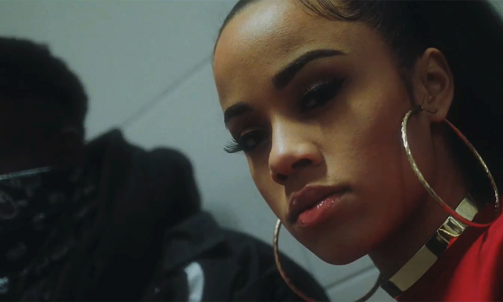 Kandy K drops the LEVELS video featuring Reverb Crew