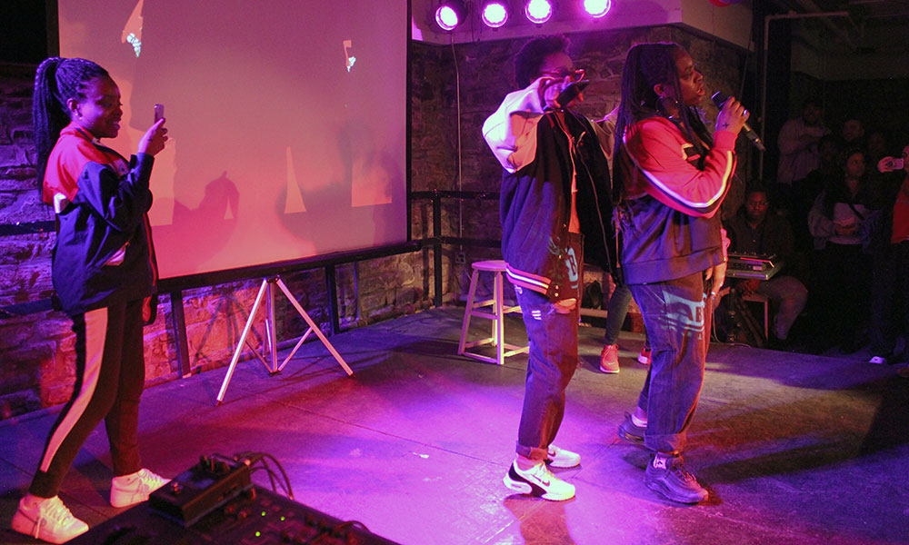 BabyPink Collective impresses with lively Killing Roses event
