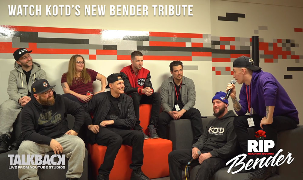 Patience establishes GoFundMe campaign for Bender