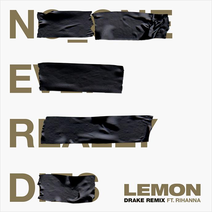 N.E.R.D. & Rihanna release the Lemon (Drake Remix)