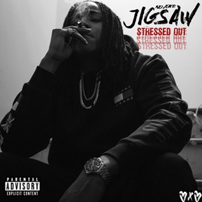 NojokeJigsaw is Stressed Out on new single