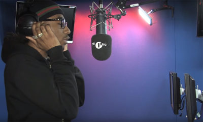 Watch NorthSideBenji on Fire In The Booth