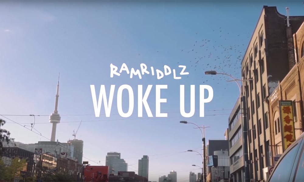 Ramriddlz drops visuals for Ponko-powered Woke Up